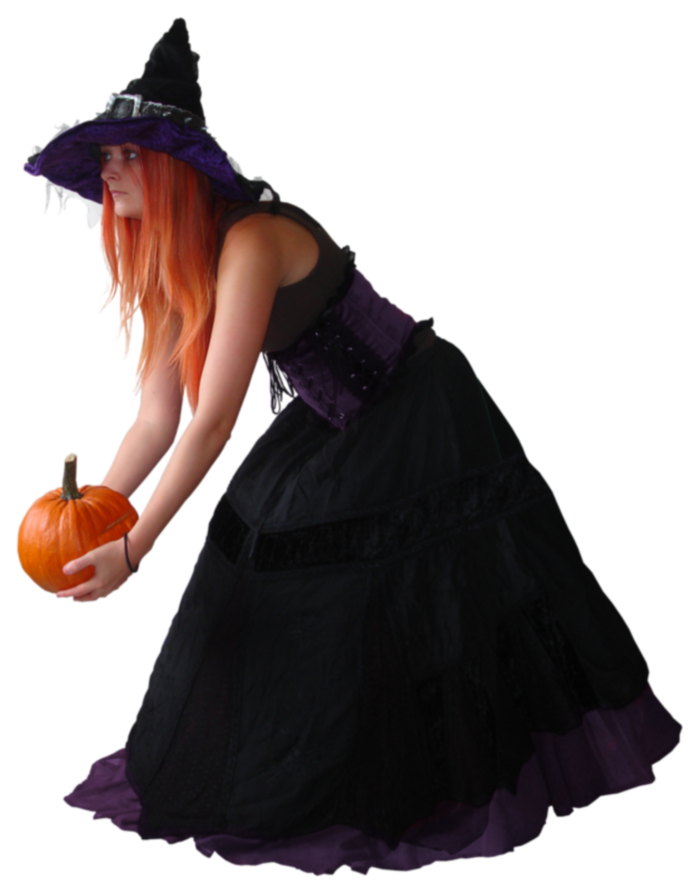 Halloween -- Witch