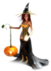 Halloween -- Sexy Witch
