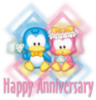Happy Anniversary -- Cute Couple