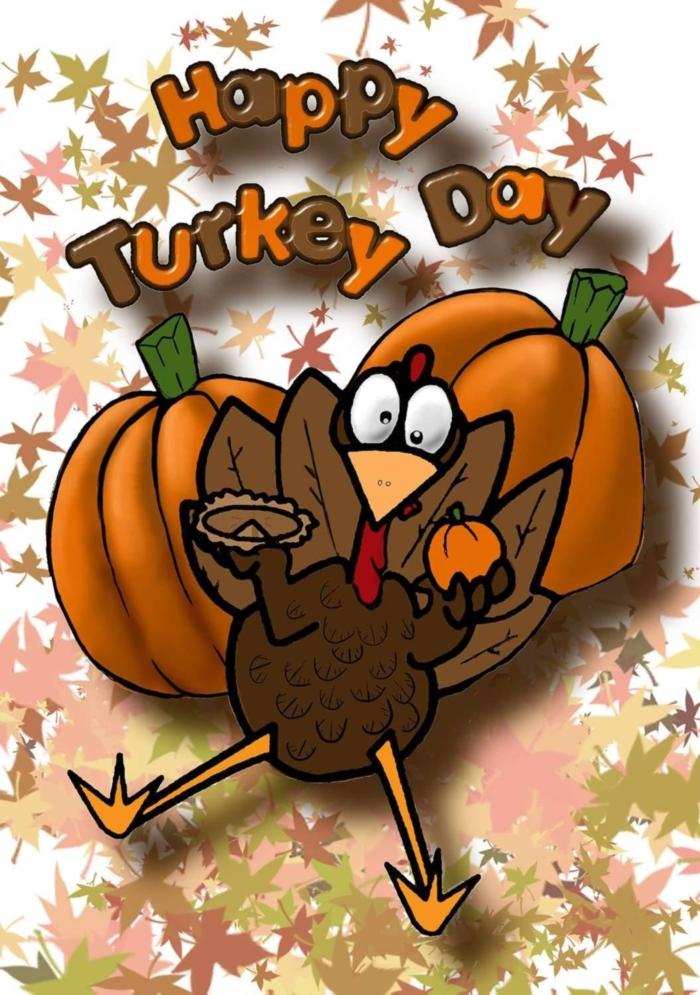 Happy Turkey Day