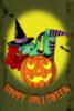 Happy Halloween -- Sexy Witch