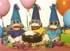 Happy Birthday funny monkey