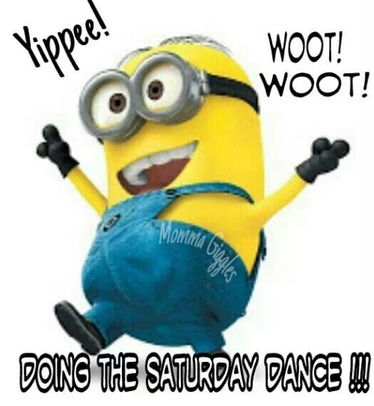 Minion Saturday Dance