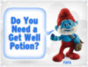 The Smurfs Get Well Soon