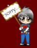 Sorry... -- Anime