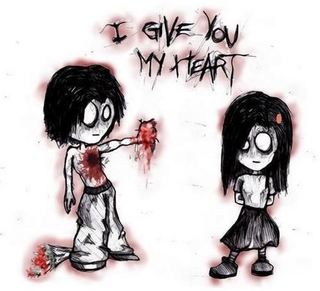 I Give You My Heart Emo