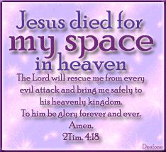 Myspace In Heaven