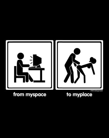 From Myspace To Myplace