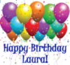 Happy Birthday Laura!