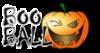 Halloween -- BOO Ball