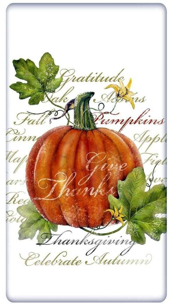 Give Thanks -- Thanksgiving