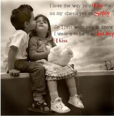 I Love The Way You Kiss Me