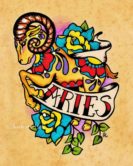 Aries -- Signs of the Zodiac