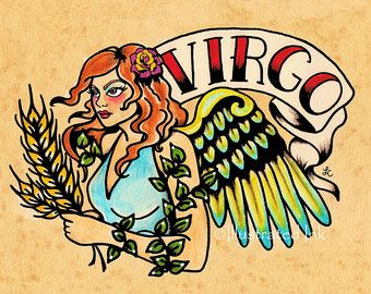 Virgo -- Signs of the Zodiac