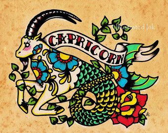 Capricorn -- Signs of the Zodiac