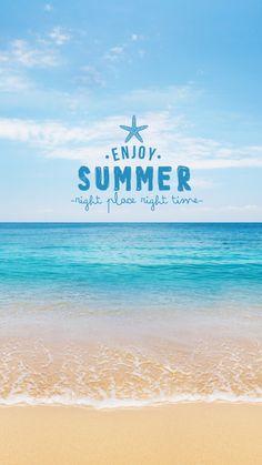 Enjoy Summer -- Summer Quotes