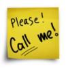Please! Call Me!