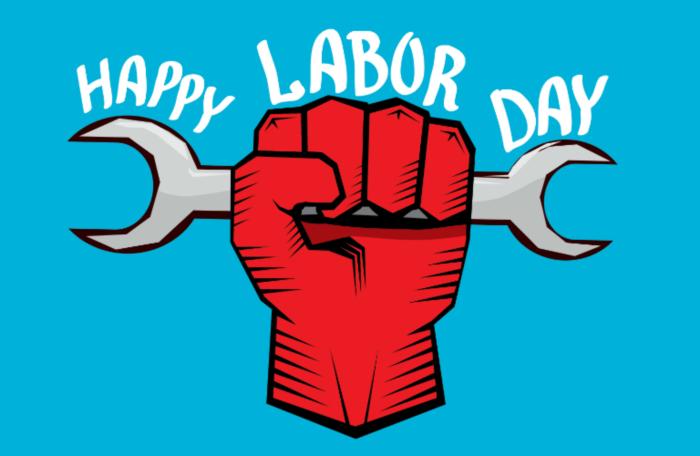 Happy Labor Day