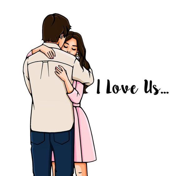 I Love Us...