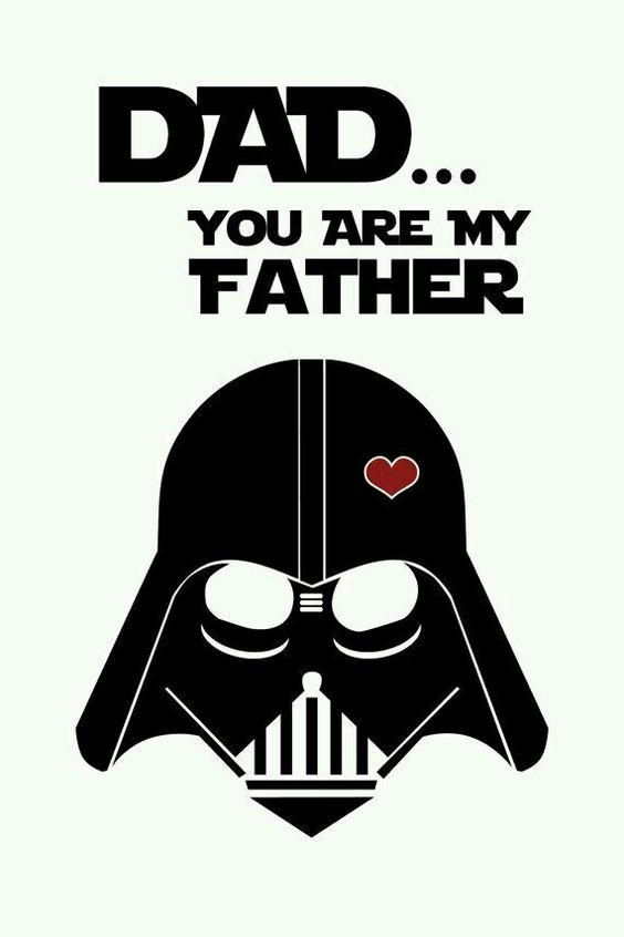 DAD...You are my Father