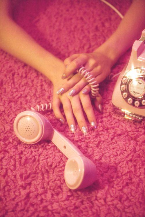 Barbie love pink