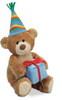 Happy Birthday Bear With Present