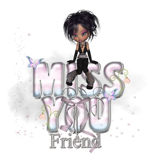 Miss You Friend