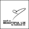 Such A Beautiful Lie To Believe In