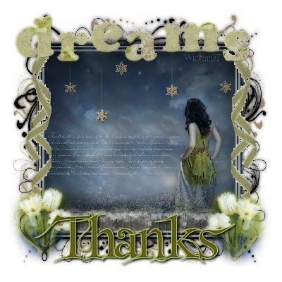 Thanks Dreams