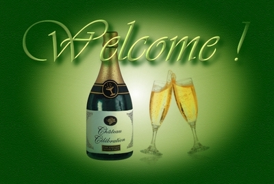 Welcome ! Champagne