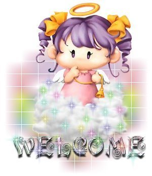 Welcome Girl Angel