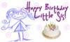 Happy Birthday Little Sis