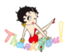 Thank You! -- Betty Boop