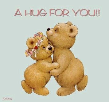 A Hug For You!
