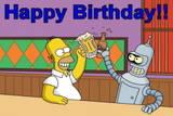 Happy Birthday Drinking