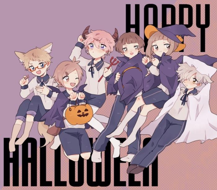 Happy Halloween - Touken Ranbu (Violent Blade Dance)