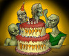Happy Birthday! -- Zombie