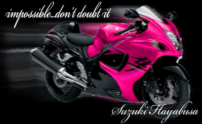Impossible Don't Doubt It suzuki for girls