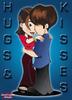 Hugs Kiss