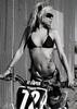Hot Girl Motorbike