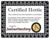 Certified Hottie