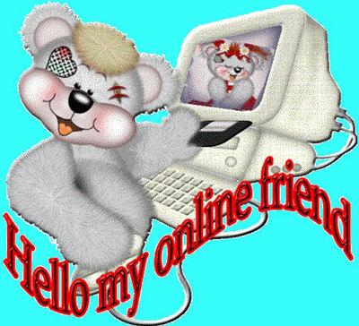 Hello My Online Friend