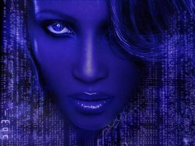 Hot Blue Eyes