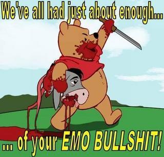 Emo Bullshit - Winnie The Pooh