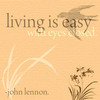 Living Is Easy With Eyes Closed john lennon