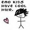 Emo Kids Have Cool Hair