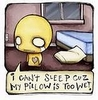 I Can't Sleep Cuz My Pillow Is Too Wet - Pon And Zi