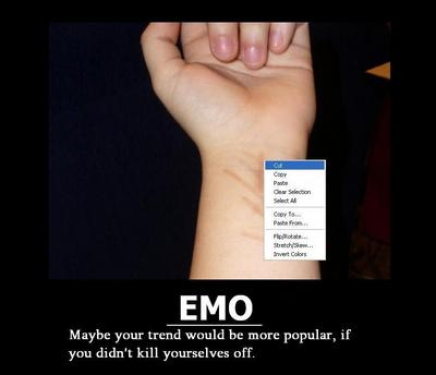 Emo - If You Didn't Kill Yourselves Off