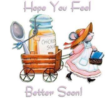 Hope You Feel Better Soon!