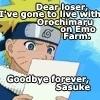 Emo Farm - Naruto